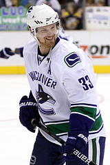 Henrik Sedin sits fifth all-time amongst all Swedish-born player. (Photo by Chassen Ikiri).