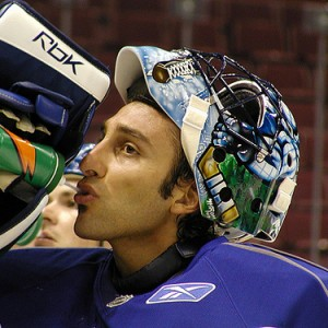 Roberto Luongo, Vancouver Canucks, Mike Milbury Trades