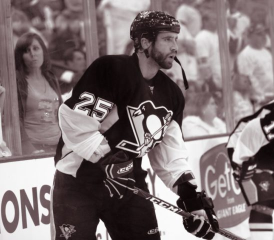 Max Talbot Pittsburgh Penguins