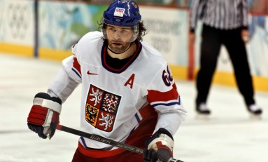 Jaromir Jagr Finding Success In The Czech Extraliga