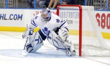 Talking Toronto Maple Leafs goalies with The Goalie Guild