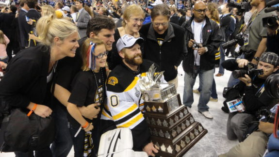Tim Thomas Conn Smythe