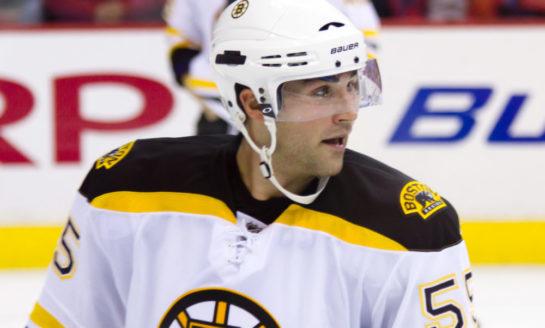 Bruins' Boychuk Trade Paying Off With Carlo