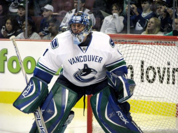 Roberto Luongo 7 Cool Facts