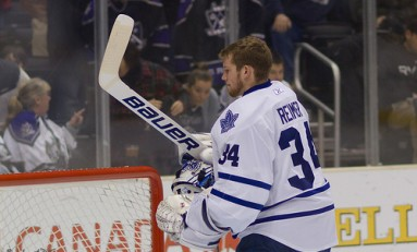 Maple Leafs Sign Reimer to Three-Year Contract