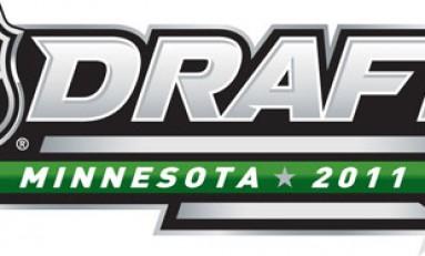 2011 NHL Entry Draft 3 Round Mock