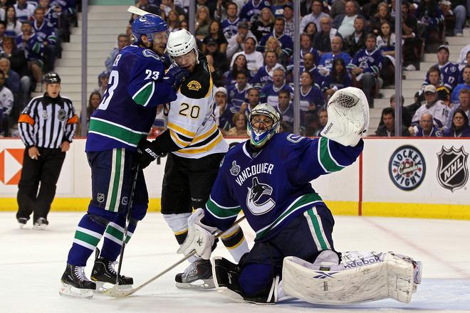 Boston Bruins v Vancouver Canucks - Game Five