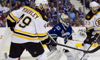 Rich Peverley: The Long Road To NHL Milestones
