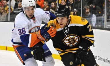 Bruins Lines Remain Blurred