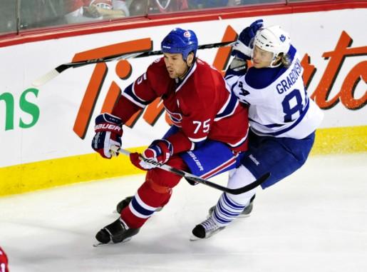 Mikhail Grabovski Maple Leafs