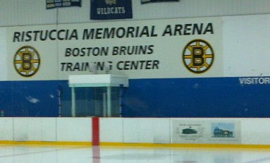 Boston Bruins' Development Camp - Day One Recap
