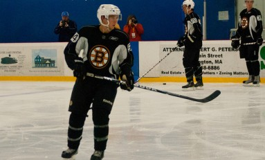 Ryan Spooner Poised To Be Bruins' Third Line Center