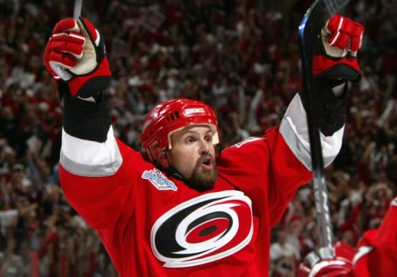 Cory Stillman Carolina Hurricanes
