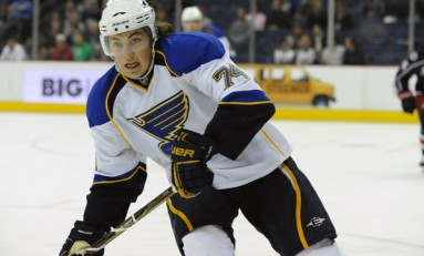 Is T.J. Oshie Primed for a Big Year?