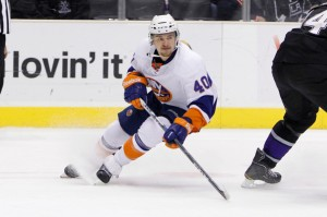 Michael Grabner of the New York Islanders (Icon SMI)