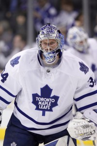 James Reimer, Maple Leafs