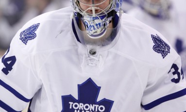 James Reimer's Return to Toronto is a Long Shot