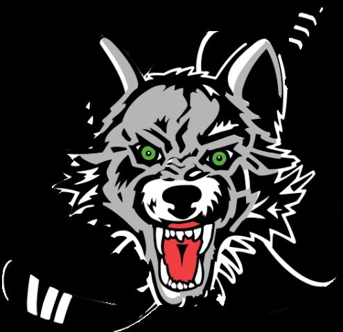 Chicago Wolves logo