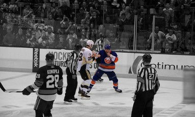 Replaying The Islanders/Penguins Dust-Up of 2011
