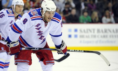 New York Rangers Appear Ready to Move on Without Brandon Prust