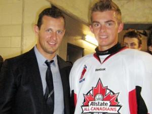 Eric Cornel hockey
