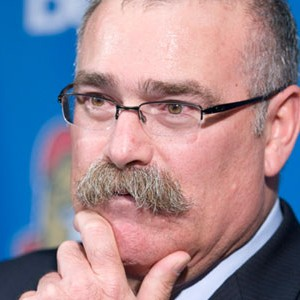 Former Detroit Red Wings assistant coach Paul MacLean