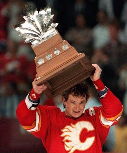 Al MacInnis, Calgary Flames, Conn Smythe Trophy