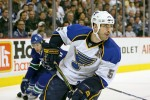 Barret Jackman Blues