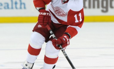 Dan Cleary: Detroit Red Wings Impact Players