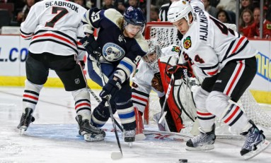 Blackhawks Offense Is Fueled By Constant Motion