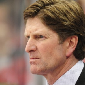 Mike Babcock Coach