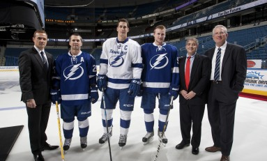 Mount Rushmore of the Tampa Bay Lightning