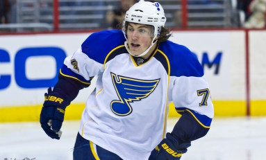 Blues Training Camp Opens 9/20