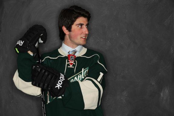 Zack Phillips 2011 NHL Draft Portrait