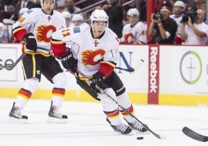 Mikael Backlund Calgary Flames