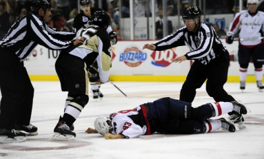Stop the fighting debate, this was Beagle's fault