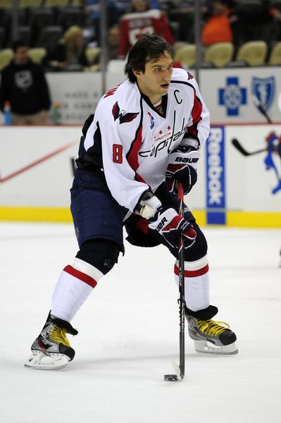 Alex Ovechkin Capitals
