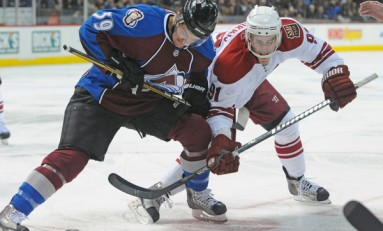 Avalanche Return to Action After Four Day Break