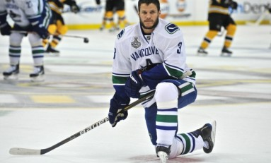 Vancouver Canucks Lockout News