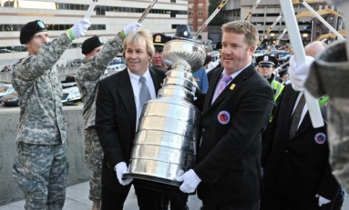 The Stanley Cup Supports Our Armed Forces and Veterans