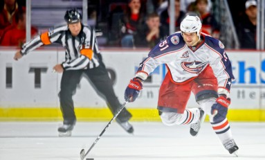 Columbus Blue Jackets Getting it Together