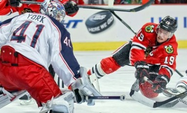 Blue Jackets Goaltending Woes