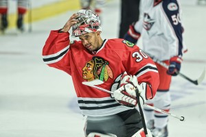 Ray Emery blackhawks