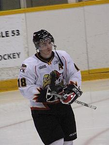 Joey Hishon hockey