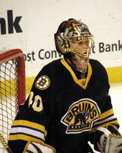 Tuukka Rask has had a strong start to the season. (Dan4th/Flickr)