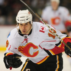 Tom Kostopoulos Flames