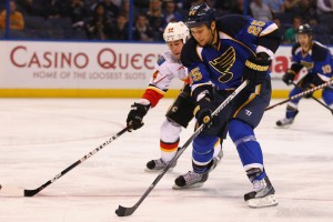 Calgary Flames v St. Louis Blues