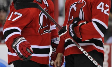 Devils Rookie Adam Larsson Showing Poise Worthy Of A Veteran