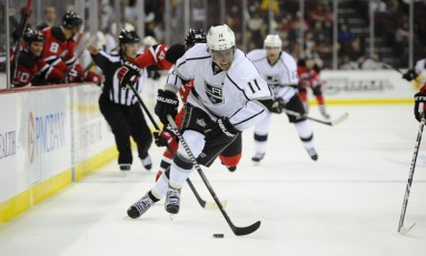 Brown and Kopitar Reach New Milestones with Kings