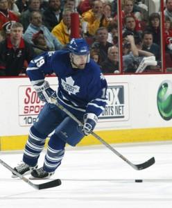 Mikael Renberg Leafs